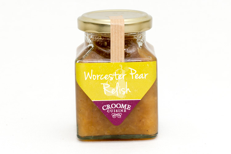 Worcester Pear